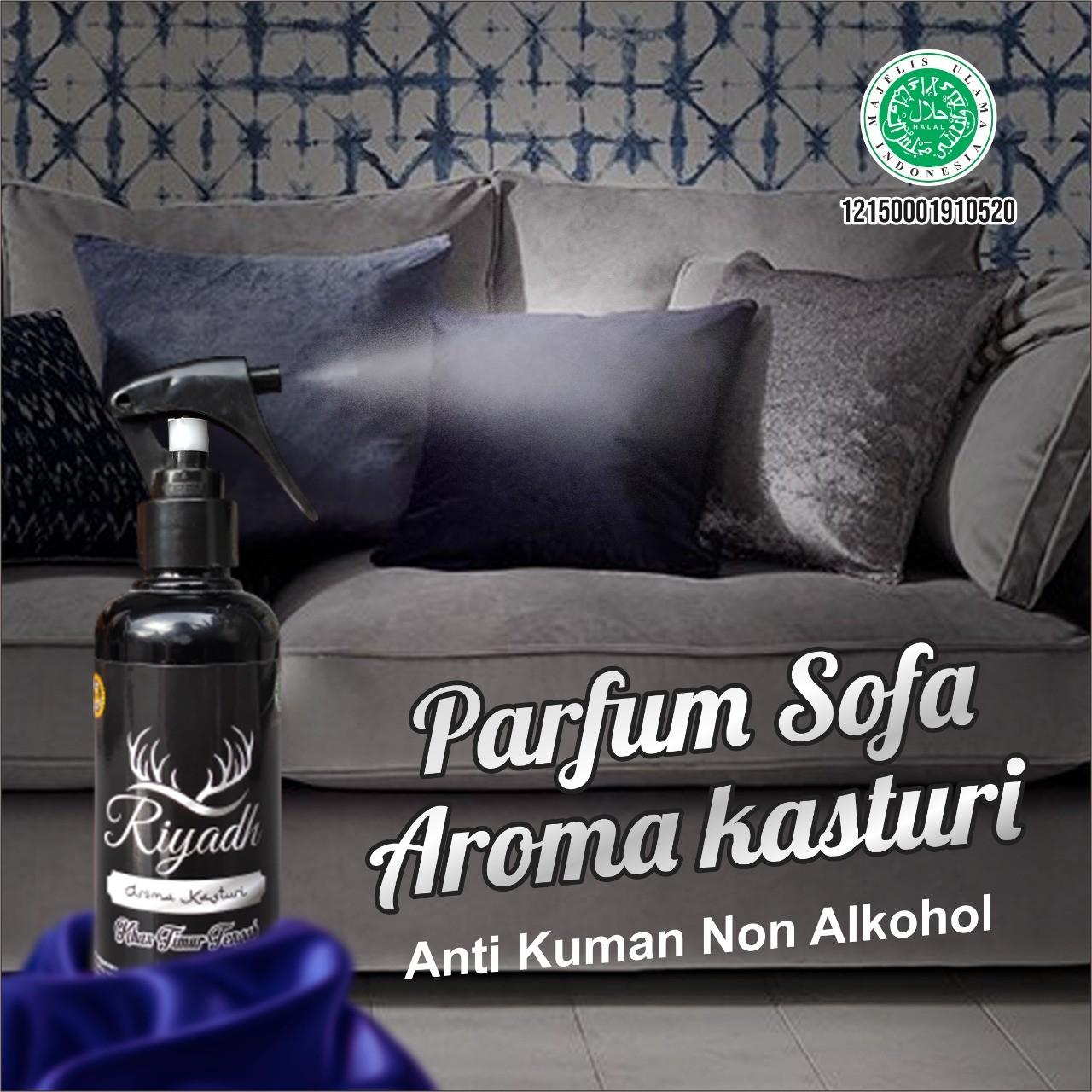 Parfum Sofa Aroma Kasturi