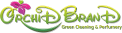 green cleaning prefumery orchid brand
